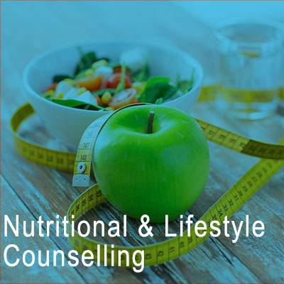 Nutritional and Lifestyle Counselling