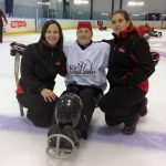 IPC Sledge Hockey International Women's Cup, Brampton, Canada.